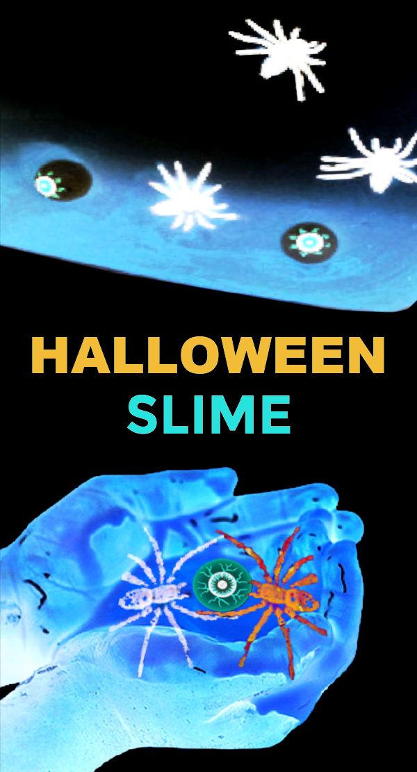 Explore the science of liquid properties and make spooky oobleck for Halloween! #gooprecipe #oobleck #cornstarchslime #halloweenslime #growingajeweledrose #activitiesforkids