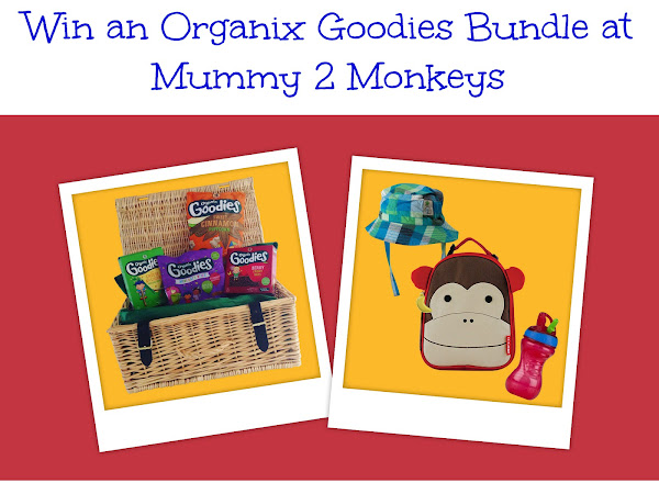 Win An Organix Goodies Bundle Giveaway