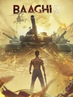 Tamilrockers Baaghi 3 Movie in hindi Bollywood