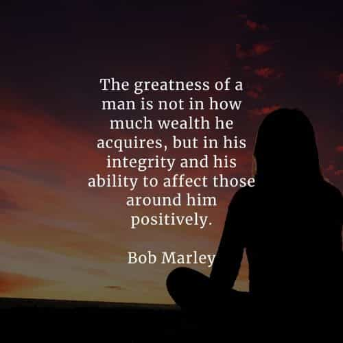 Famous quotes and sayings by Bob Marley
