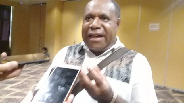 Ps. Jhon Bonay Pimpin Jaringan Damai Papua (JDP)