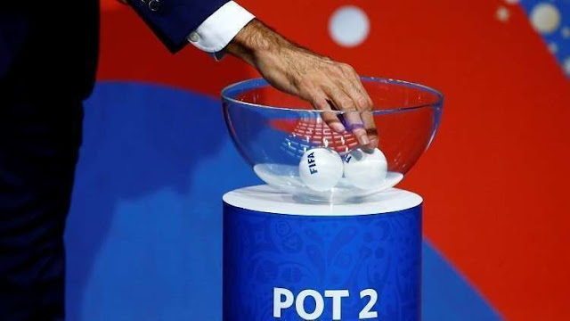 موعد قرعة كأس العالم روسيا 2018 في روسيا والقنوات الناقلة
