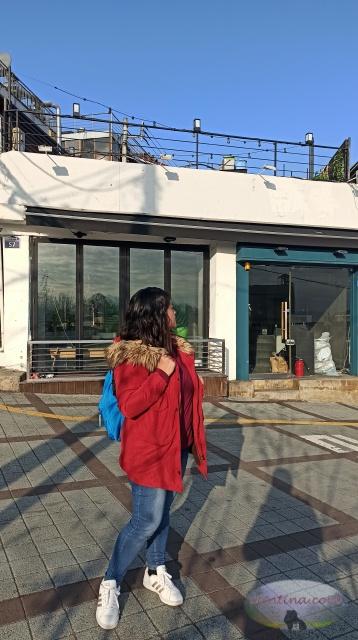 Itaewon Class Shooting Location