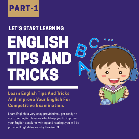 english grammar tips and tricks