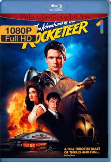 Rocketeer: El hombre cohete (1991) [1080p BRrip] [Latino-Inglés] [LaPipiotaHD]