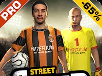 Street soccer flick Pro Apk 1.09