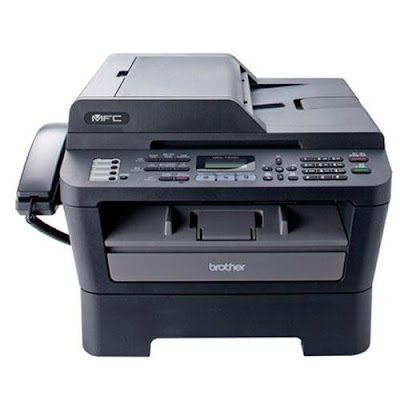 the printer is able to impress rapidly alongside  Brother MFC-7470D Driver Downloads