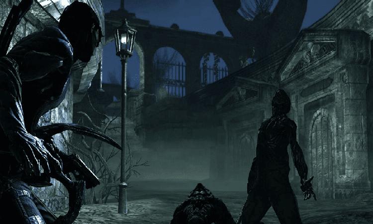 تحميل لعبة dark sector