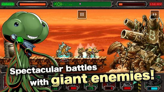 Metal Slug Defense Mod Apk Full