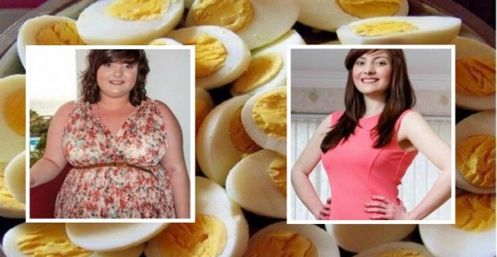The Boiled Egg Diet :  Lose 5 Pounds In Just 2 Weeks