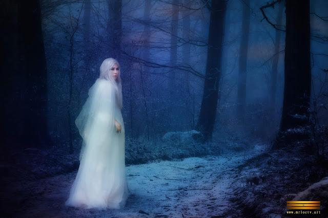 Snow Princess Magic Art |  Công Chúa Tuyết Hoàng Ngọc | Style Art