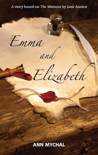 Book cover: Emma and Elizabeth by Ann Mychal