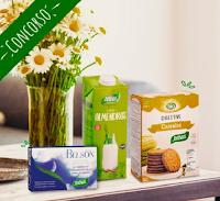 Santiveri : vinci gratis kit di prodotti ( biscotti, capsule, latte di mandorle)
