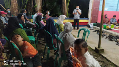 Masyarakat Batag Biyu Optimis Yulianto Malenggang Jadi Bupati Pasbar