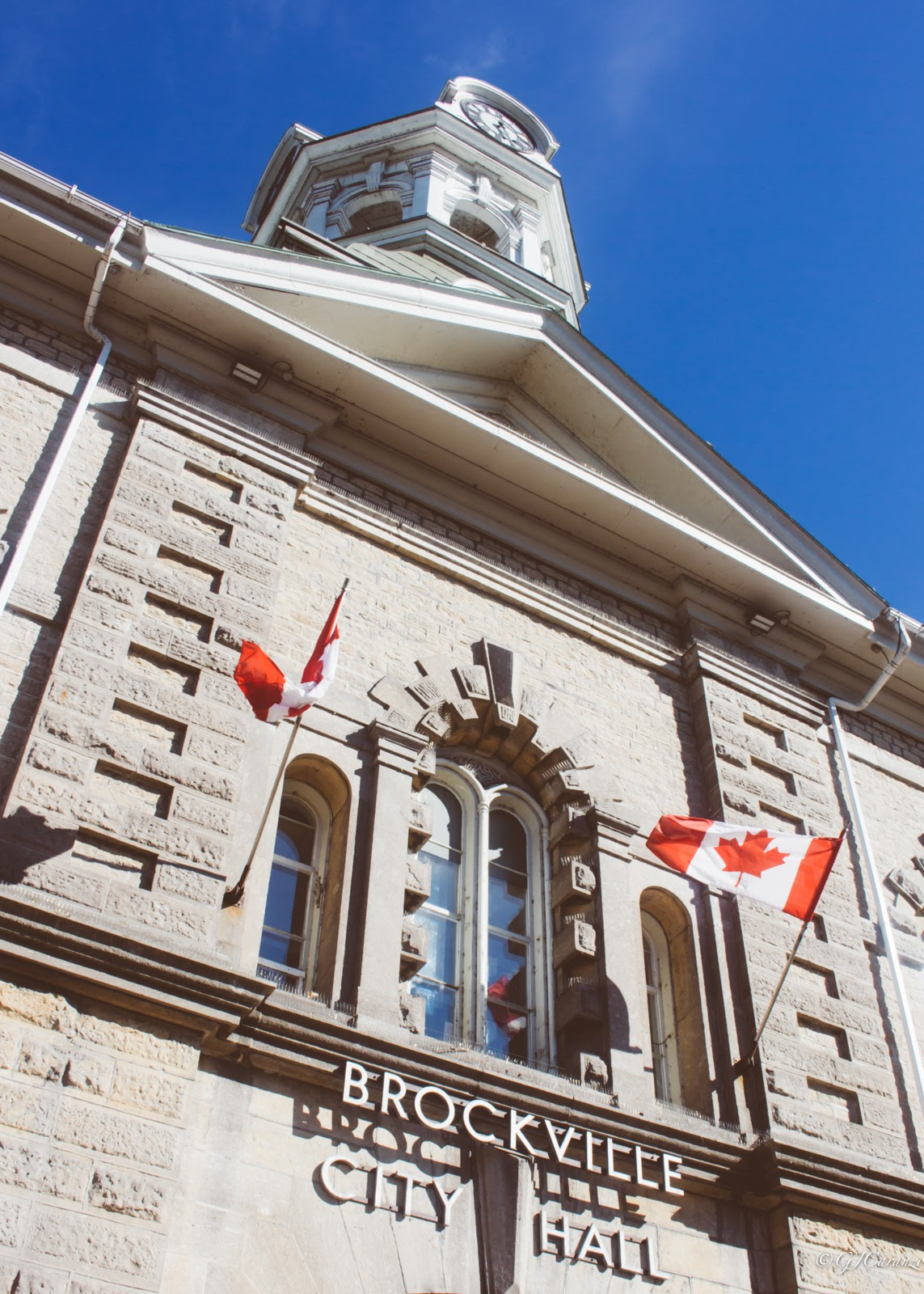 Short Day Trip from Ottawa: A Photo Diary from Brockville, Ontario