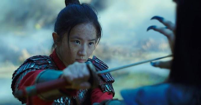 中国の映画館が閉鎖されていることや、中国に対する世界の人々の感情を鑑みると公開延期にしたほうがよいかもしれないけれど🤔、今のところ予定どおり来月3月27日米中公開の「ムーラン」の新しいデジタル・スポット‼️