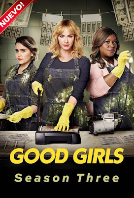 Good Girls (TV Series) S03 DVD HD Dual Latino + Sub F 2xDVD5