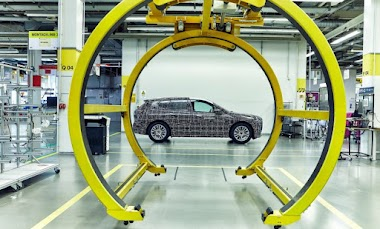 BMW invests 400 million euros in the iNEXT project