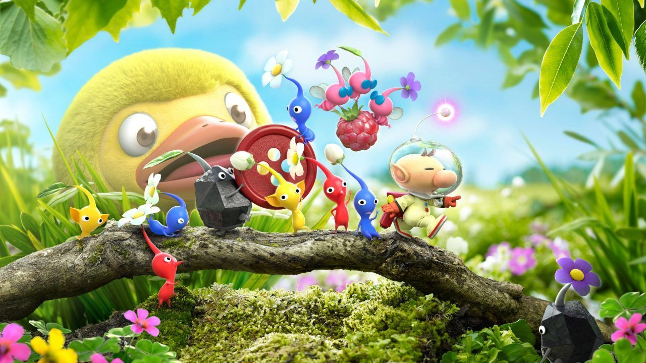 Returning to My 3DS: Hey! Pikmin