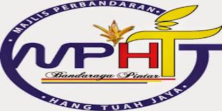 Jawatan Kosong Terkini di Majlis Perbandaran Hang Tuah Jaya (MPHTJ)