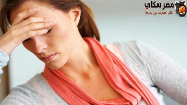 أسباب التوتر قبل بدء الحيض Premenstrual tension
