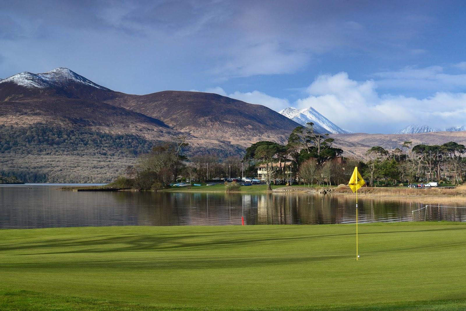 Killarney Park Hotel Image Gallery: Hooked: Ireland's Golf Courses: Killarney, Waterville And