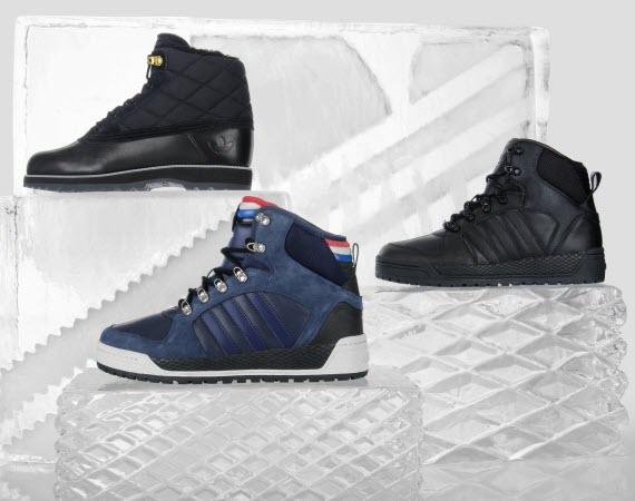 Adidas Adi Navvy Boot Shoes