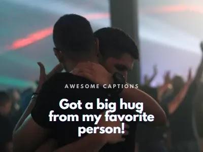 true friends caption