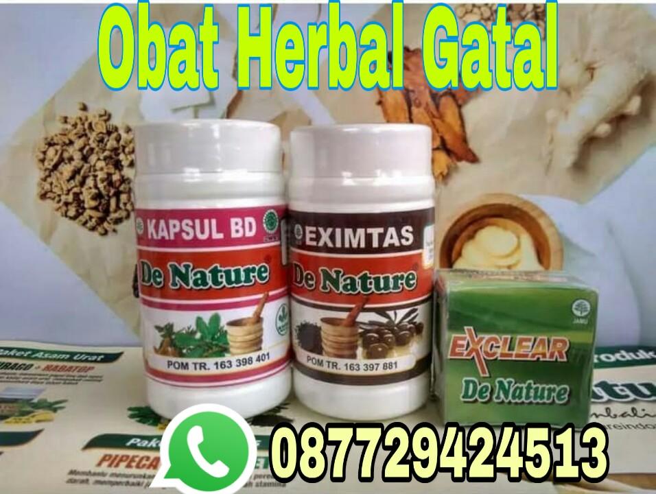 Obat Herbal De Nature: Obat Gatal Eksim Gatal Biduran ...