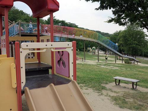 Roller Slide Tenpaku Park Nagoya