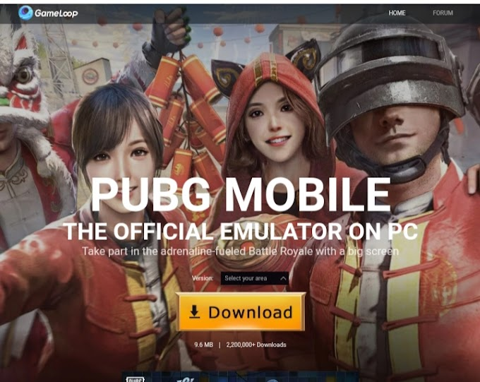 Download PUBG Mobile on PC with Gameloop