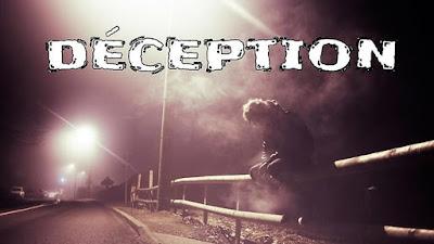 La déception amoureuse