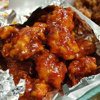 Chicken Manchurian recipe or recipe of chicken manchurian