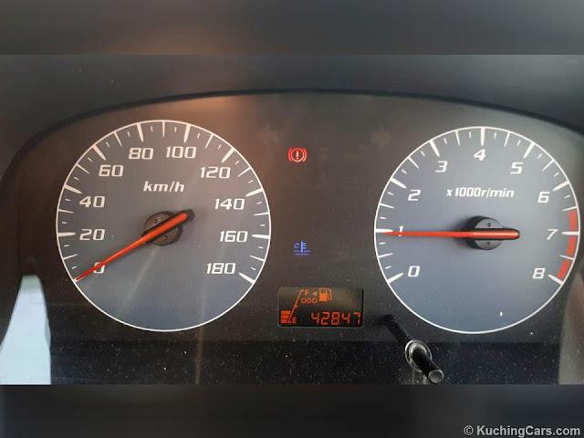 Perodua Viva 850 Ex