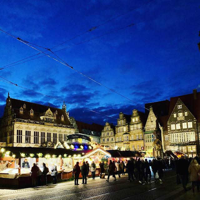 Bremen Christmas market 2019