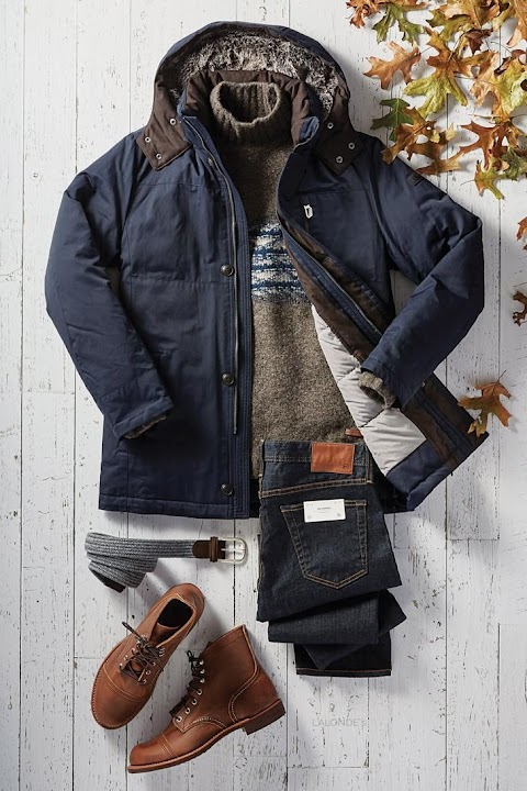 12 Cool Winter Outfits for Guys That Instantly Make Them a Hundred Times Hotter