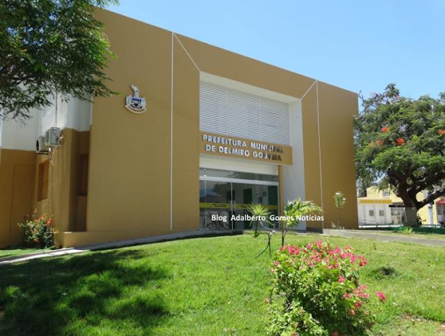 Prefeitura  de Delmiro Gouveia contrata a empresa  ADM&TEC para realização de concurso