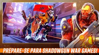 Shadowgun War Games munição infinita