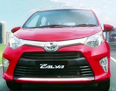 2017 Toyota Calya Review, Release Date and Price