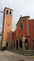 Els Hostalets de Pierola. Església de Sant Pere
