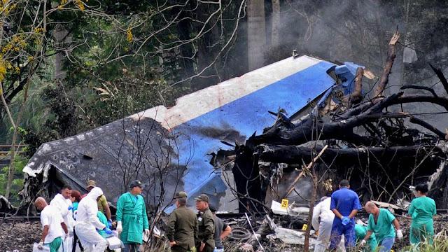 Se elevan a 108 los muertos en el avión accidentado en La Habana