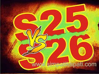 S25 vs Verval NRG