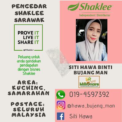 Pengedar Shaklee Samarahan 0194597392