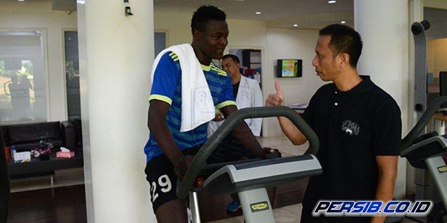 Vieo Gol & Skills Striker Baru Persib Bandung Ezechiel Aliadjim N'Douassel