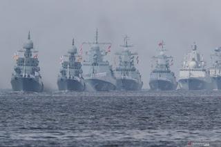 Jepang Dukung Penuh, Pertahanan Indonesia di Laut China Selatan Semakin Kuat, Tiongkok Ketakutan