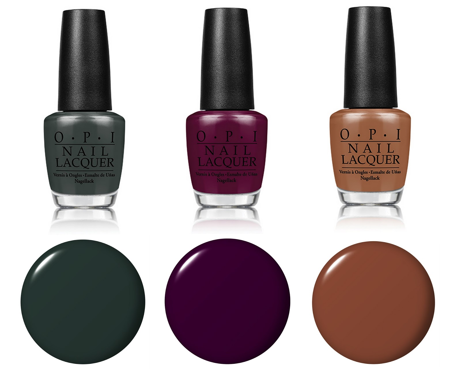 OPI Launches The Washington DC Collection For Fall Winter 2016 Polished Polyglot