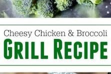 Cheesy Chicken On The Grill Recipe!