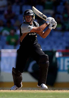New Zealand vs Sri Lanka 1st T20I 2010 Highlights