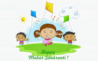 Happy Makar Sankranti Full HD Wallpapers
