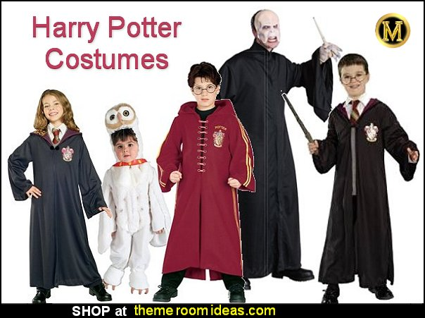 Harry Potter costumes halloween Harry Potter costumes party costumes